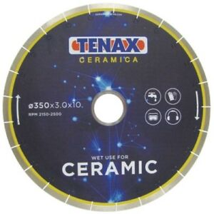 14 Inch Tenax Ceramic Diamond Blade