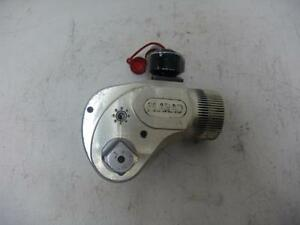 Plarad Hydraulic Torque Wrench Model Mx ec 45ts 1 Inch Drive Nice Unit 2