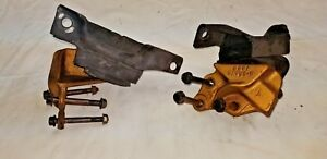 1964 1965 Mustang Motor Mount And Engine Stands With Bolts