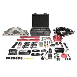 Fast 3011454 05e Complete Ez efi Kit Big Block Chevy Up To 550hp