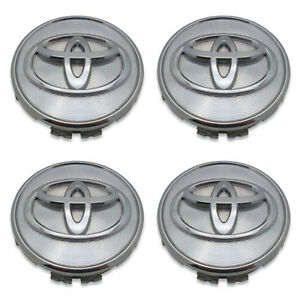 Oem 00 10 Toyota Camry Avalon 42603 06080 Wheel Center Caps Hubcaps Set Of 4