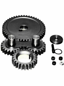 Jp Performance Dual Idler Gear Drive Clev Ford 302 351c 5703