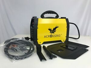 acrossing Arc 160 Welder 110v 230v Dual Voltage Welding Machine