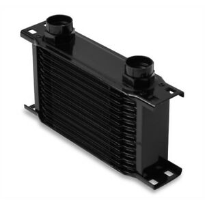 Earls 21300aerl 13 Row Oil Cooler Core Black