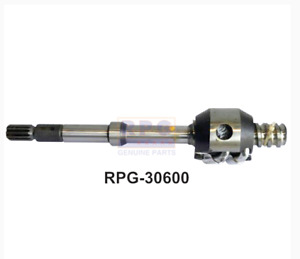 7011 3502 Steering Shaft With Nut For Zetor Tractor Part Heavy Equipment