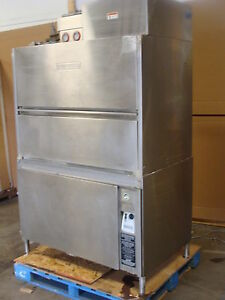 hobart Heavy Duty Stainless Steel Commercial Pot And Pan Dish Washer