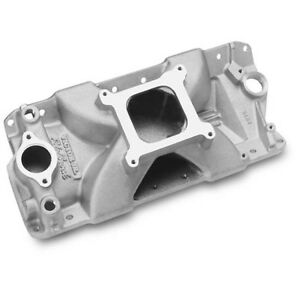 Edelbrock 2900 Victor Jr Series Intake Manifold Small Block Chevy