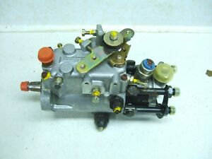 Hesston F110dt Fuel Injection Pump 98459638 9969283 New Oem Cav