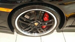 Champion Rs128 Monoblock Forged 20 Wheel Tire Set For Narrow Body 911 Porsche