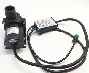 Dc Brushless Water Pump oil Pump Speed Adjustable 3600l h Dc50a 2450a capt2011