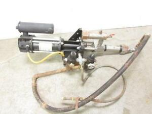 Binks Infinity 30 1 Model No 812345 Air Pneumatic Piston Pump Paint Sprayer 3