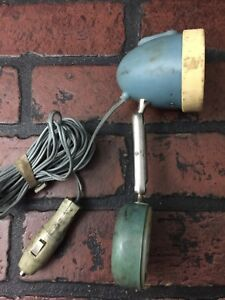 Vintage Magnetic Boat Auto Work Trouble Light