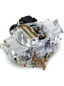 Holley Aluminum Street Avenger Carburettor Cfm 770 Square Bore Tumble 0 83770