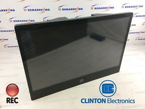 Clinton Electronics 32 Inch Public View Monitor Ce m32s b 1366 X 768 Tested