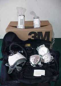 3m Powered Air Purifying Respirator Papr Rapid Response System Rrpas Fr 57n68 Md