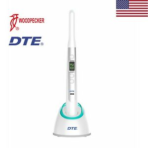 Usa Woodpecker Dte Original Dental Led Wireless Curing Light Lamp Lux I