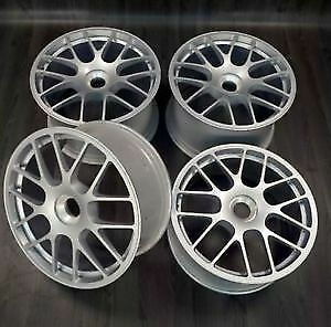 Porsche 997 2 Oem Factory Genuine Original Rs Spyder 19 Center Lock Wheel Set