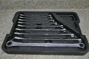 Gearwrench 85964 9 Piece Ratcheting Wrench Standard Xl Gearbox Set 12 Point