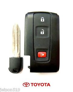New 2004 2009 Oem Genuine Toyota Prius Keyless Remote Smart Key Fob Transmitter