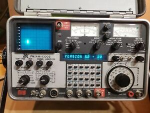 Ifr Fm am 1200s Service Monitor spectrum Analyzer tracking Generator