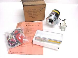 Nos Vintage 1970 80 S Chapman Security Systems Anti Theft Siren Motion Alarm