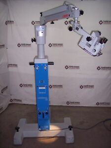 Carl Zeiss Opmi 1 h Operating Microscope