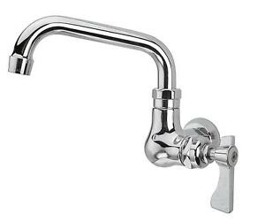 Krowne Metal 16 170l Royal 6 Swing Spout Faucet Single Hole Wall Mount Low Lead