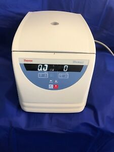 Thermo Scientific Sorvall Legend Micro 17 W 24 Position Microcentrifuge