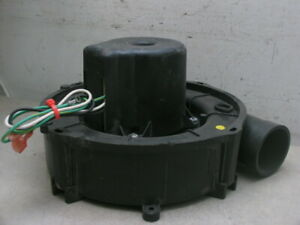 Jakel 119350 00 Draft Inducer Blower Motor Assembly Amana 223075 01 120v 3000rpm
