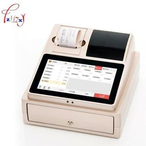 10 1 Inch Touch Screen Android Tablet Pc Electronic Cash Register Money Register