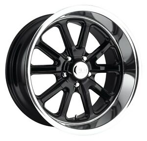 Cpp Us Mags U121 Rambler Wheels 18x9 5 Fits Chevy Impala Chevelle Ss