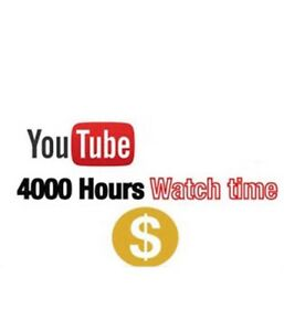 youtube Channel Verified With Google Adsense 4k Watch Hours Any Country