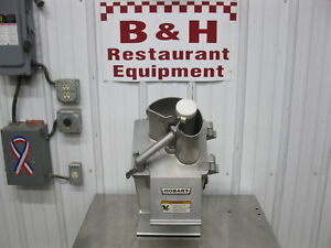 Hobart Fp300 Continuous Feed Food Processor Chopper Mixer Slicer W 6 Blades