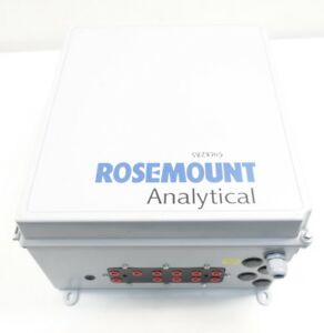 Rosemount Analytical Imps 3d39695g07 Multiprobe Gas Sequencer 100 120vac