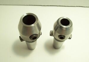 Kwik Switch 200 2 Piece End Mill Holder Set 3 4 And 1 Dia More Listed