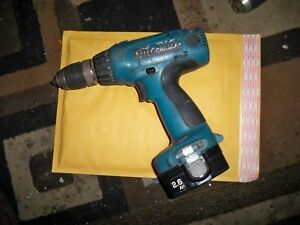 Makita 14 4 Volt Drill And Flashlight Combo With Charger And 1 Battery