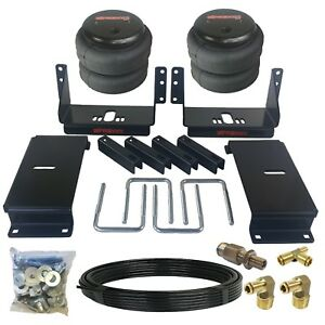 Towing Over Load Kit 1966 1979 Ford F100 F150 Tow Air Bag Rear Suspension Level
