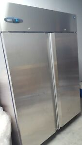 Hoshizaki Commercial Refrigerator 50 5 Cubic Ft Stainless Steel