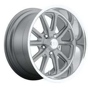 Cpp Us Mags U111 Rambler Wheels 15x8 Fits Chevy Impala Chevelle Ss