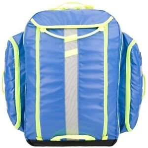 New Statpacks G3 Breather Blue Advanced Airway Management Backpack