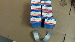396 402 427 454 Chevy Rod Bearings Standard Size 6057cp Cb743p