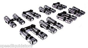 Comp Cams Sbc Chevy Endure X Solid Roller Lifters For No Offset 818 16
