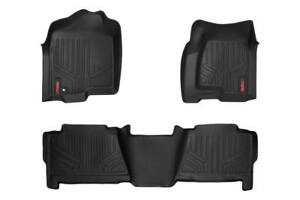 Rough Country Floor Mats crew Cab 99 06 Chevy 1500