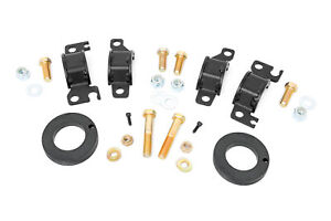 Rough Country 2 Lift Kit fits 2014 2020 Jeep Cherokee Kl Spacer Suspension