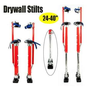 24 40 Drywall Stilts Aluminum Tool For Painting Painter Taping Strap Finishing