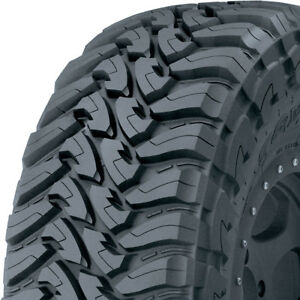 4 New Lt305 55r20 Toyo Open Country M t Mud Terrain 12 Ply 305 55 20