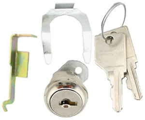 Hon F24 one Key Core Removable Field Installable Lock Kit Brushed Chrome