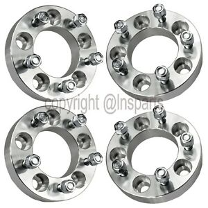 4x 1 25 Wheel Adapters 5x4 5 To 5x4 25 Or 5x114 3 To 5x108 Spacers 12x1 5 Studs