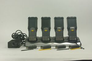 Lot Of 4 Symbol motorola Mc9090 gf0hjefa6wr Mc9090 gf0hjefa6ww 90 Day Warranty