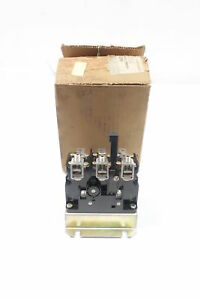 Westinghouse Aa33a Thermal Overload Relay